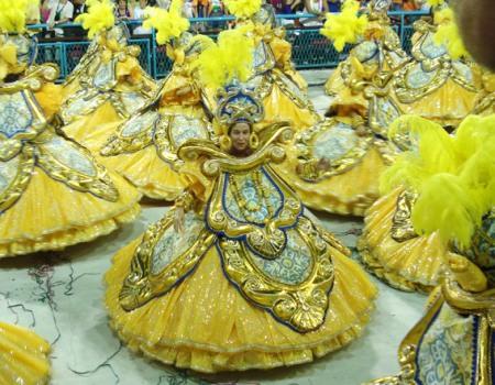 Ala das Baianas - Imperatriz 2008